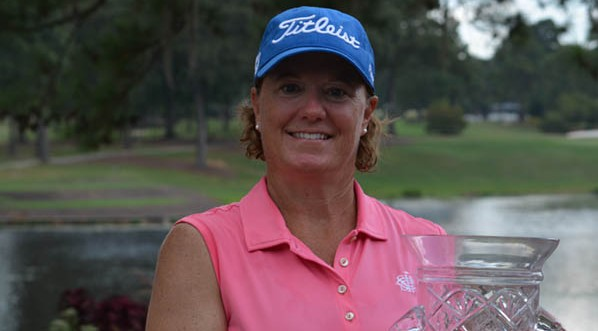 Laura Coble Wins Georgia Senior Women's Championship