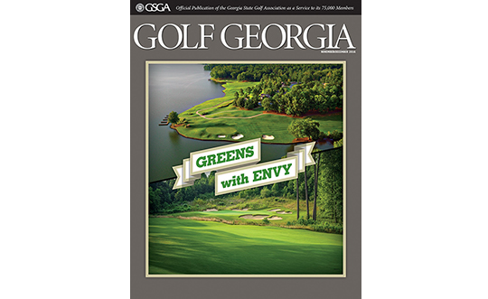 Read the latest issue of Golf Georgia Magazine!