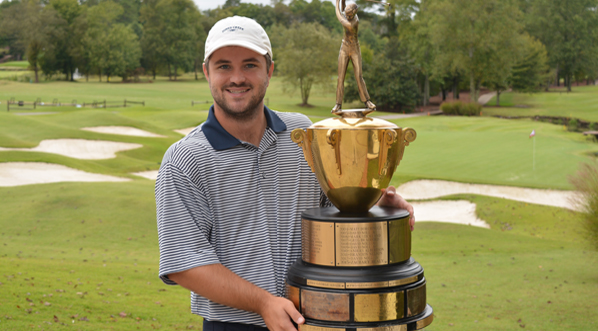 Chris Waters Wins Atlanta Amateur Match Play Championship