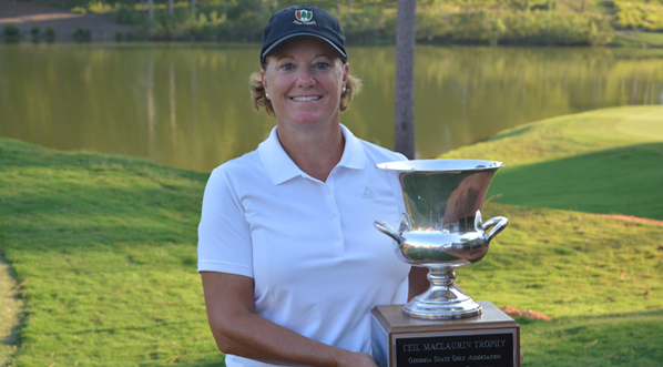 Laura Coble Wins GSGA Senior Women's Championship