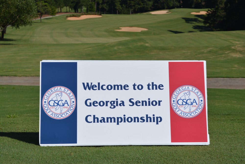 Doug Hanzel Wins Georgia Senior Championship