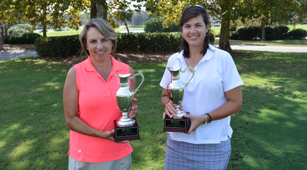 Tracy Marshall, Beth Williams Win Women's Team Championship