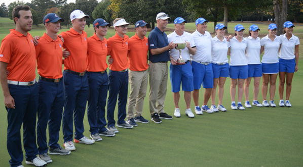 Illinois Men, Duke Women Win East Lake Cup!