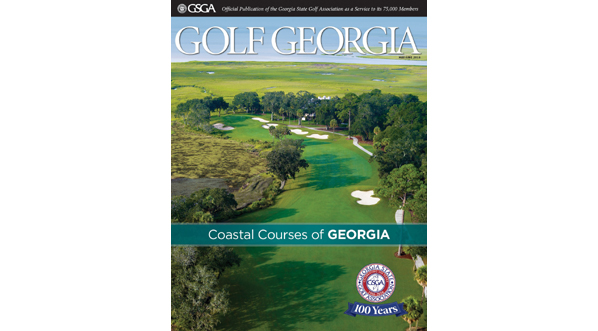 Golf Georgia: May/June Issue Now Available Online!