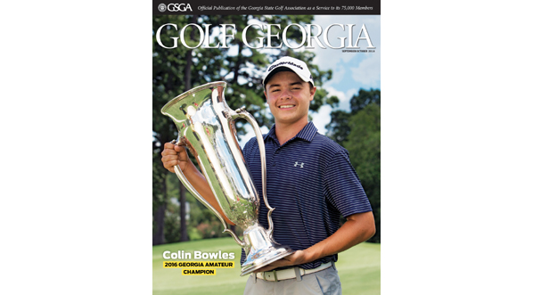 September/October Issue of Golf Georgia Available Online!