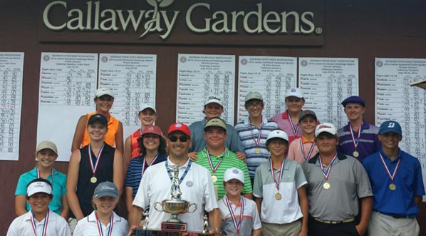 Southwest Wins Junior Sectional Challenge Match