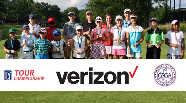 Verizon GSGA Junior Skills Challenge at East Lake Golf Club!
