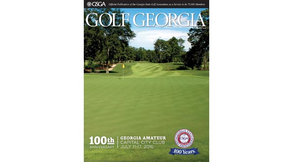 Golf Georgia: July/August Issue Now Available Online!