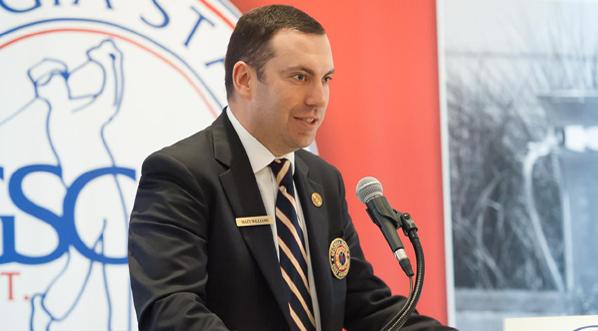 Matt Williams Stepping Down as GSGA Executive Director
