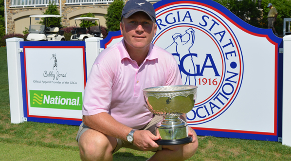 John Engler, Jr., Wins Georgia Mid-Amateur Championship