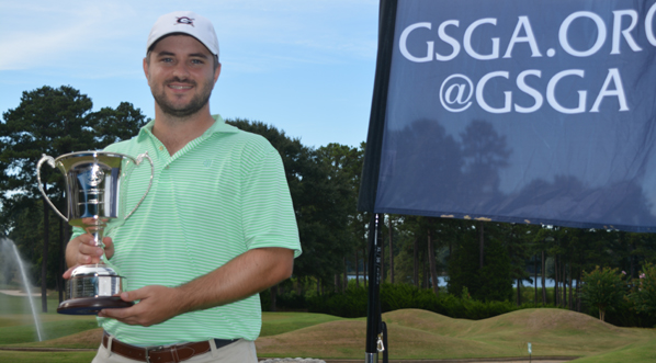 Chris Waters Wins Georgia Public Links Championship