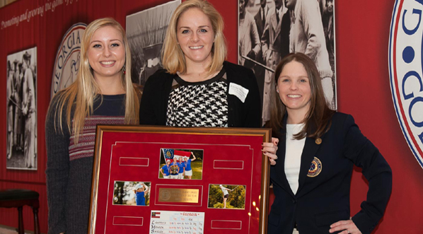 Lightfritz, Meason, Shirley Share 2015 Tommy Barnes Award
