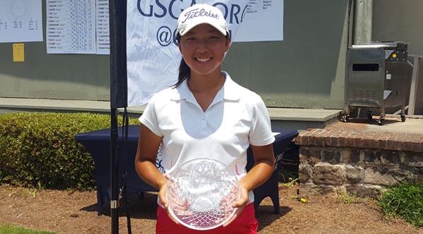 Elisa Yang Wins Georgia Top 60 Women's Classic