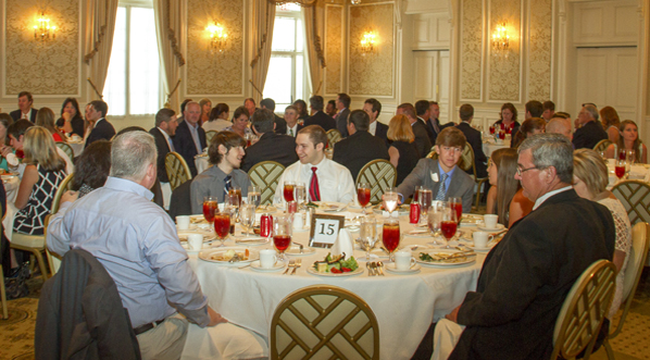 GSGA Foundation Celebrates Scholars at Annual Luncheon
