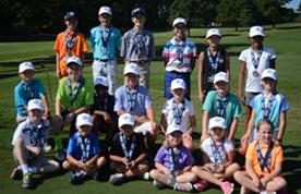 Relive the Verizon GSGA Junior Skills Challenge at East Lake GC