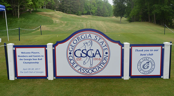 Four-Ball Championship Underway at The Golf Club of Georgia