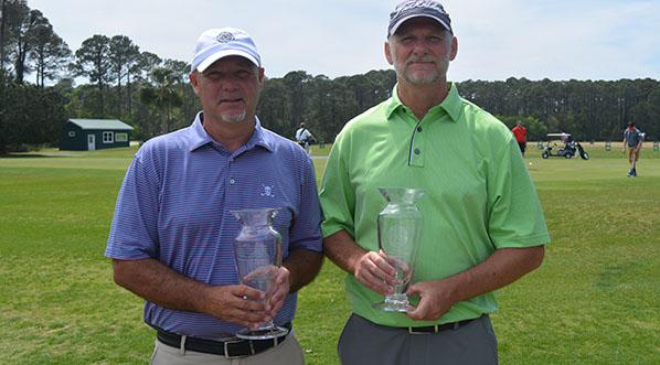 Branton, Stewart Win Four-Ball Tournament