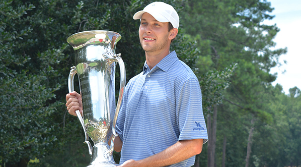Justin Connelly Wins 2017 Georgia Amateur Championship!