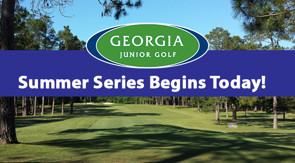 Georgia Junior Golf: Summer Series Underway