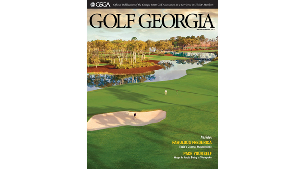 January/February Issue of Golf Georgia Available Online!
