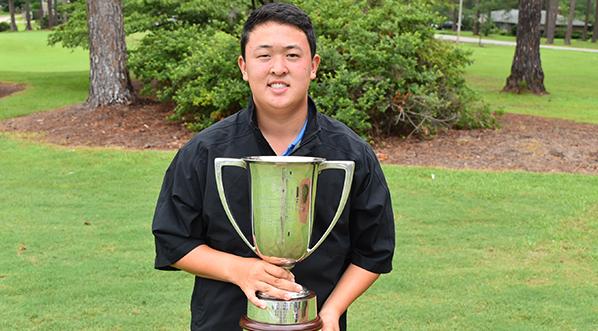 Brandon Cho Wins Georgia Junior Championship!