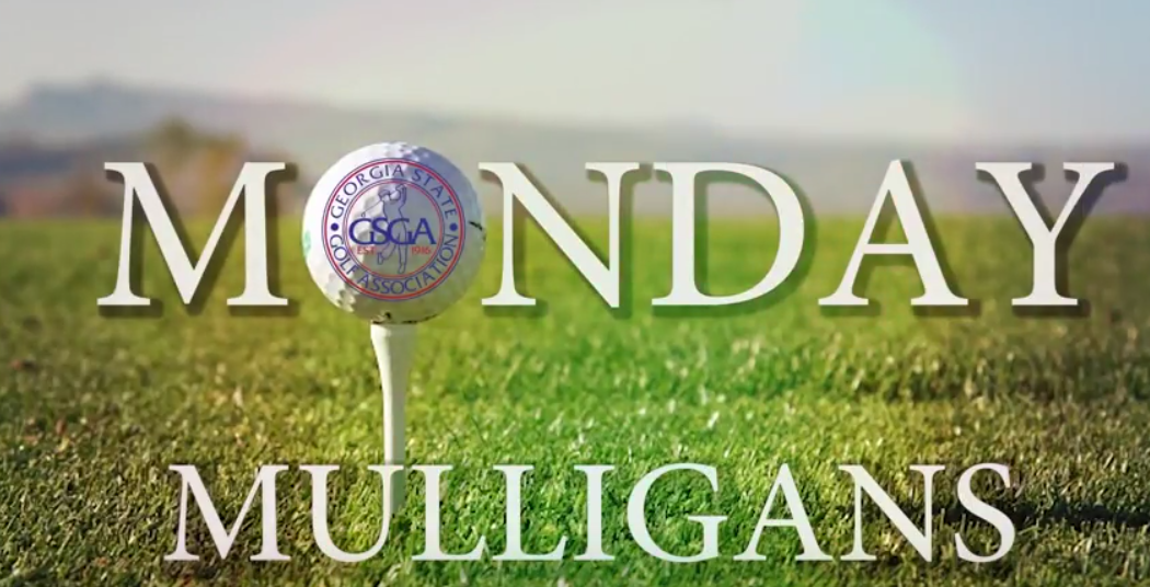 Watch this week's edition of GSGA Monday Mulligans!