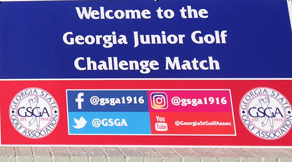 Georgia Junior Challenge Match Underway in Valdosta