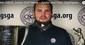 Junior Golf Week Heads to Statesboro in June!