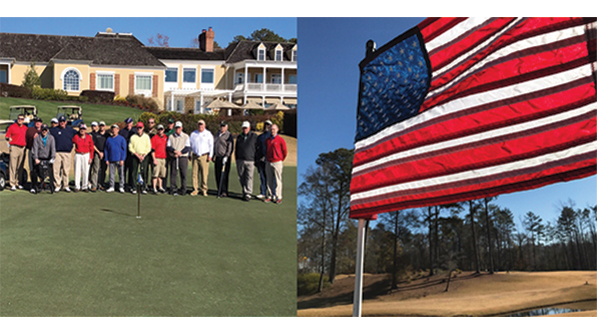 GSGA Adaptive Golf Outing for Veterans at Horseshoe Bend CC