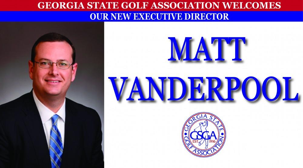 Matt Vanderpool Named New Executive Director!