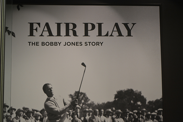See the new Bobby Jones exhibit in GSGA Monday Mulligans!