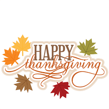 Happy Thanksgiving from the GSGA!