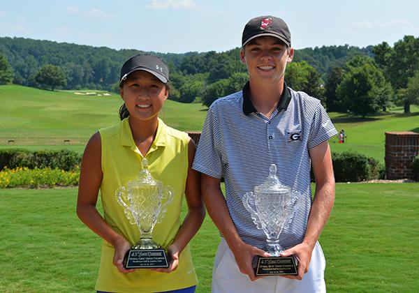 Ryan Hogan & Sara Im win Grand Championship