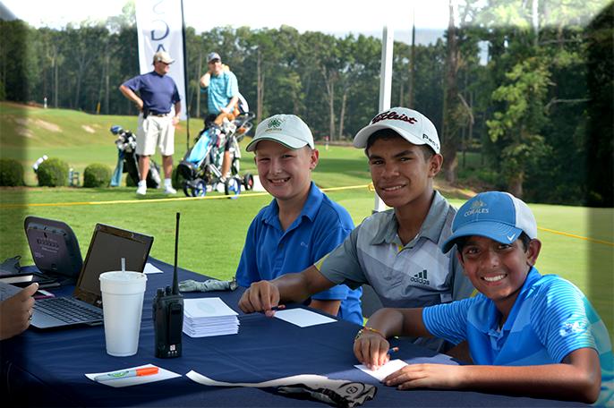 Gsga Junior Events Georgia State Golf Association